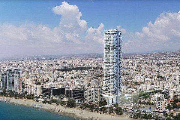 Возведение нового небоскрёба запланировано в Лимасоле