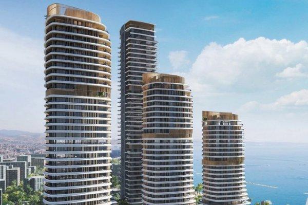 На Кипре появятся четыре новых небоскрёба в Лимасоле