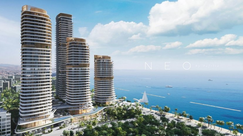 Компания «Пафилия» объявила о запуске продаж комплекса NЕО в Лимассоле