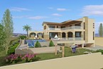 Kalogirous Villa