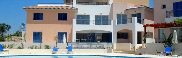 Апартаменты в Пафосе #012