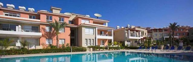 Апартаменты в Пафосе #035