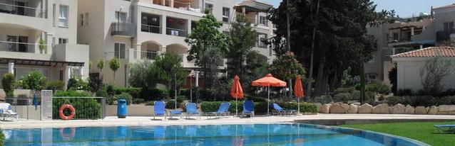 Апартаменты в Пафосе #044