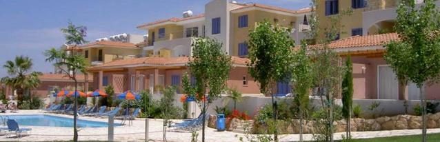 Апартаменты в Пафосе #058