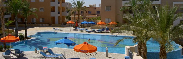 Апартаменты в Пафосе #063