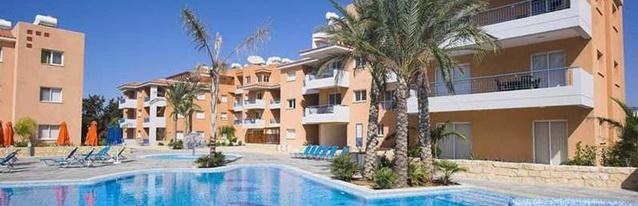 Апартаменты в Пафосе #069