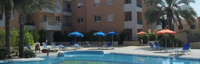 Апартаменты в Пафосе #079