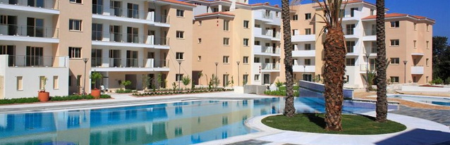 Апартаменты в Пафосе #096